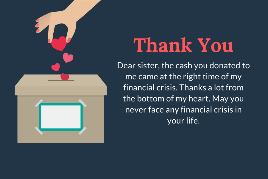 Thanks-you-sister-for-the-donation