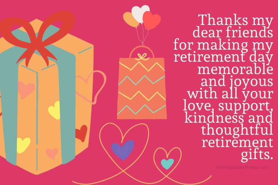 Thank You Letter For Retirement Party from thankyouquotesforyou.com